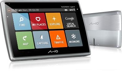 autovermietung auf kreta mit GPS navigation