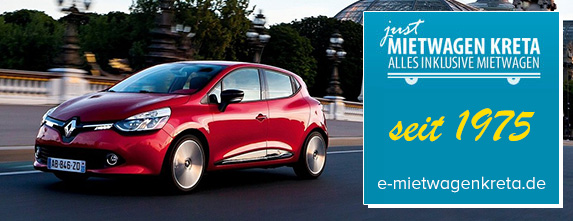 Renault Clio in Kreta | E-MietwagenKreta.de