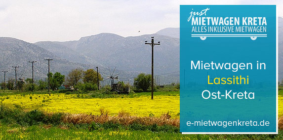 Automieten in Lasithi Kreta