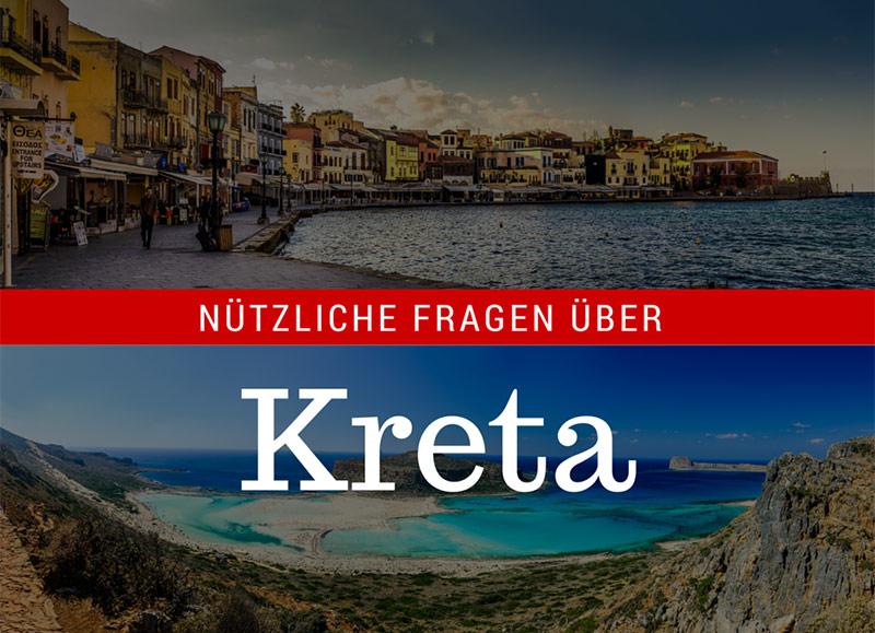 Kreta Informationen