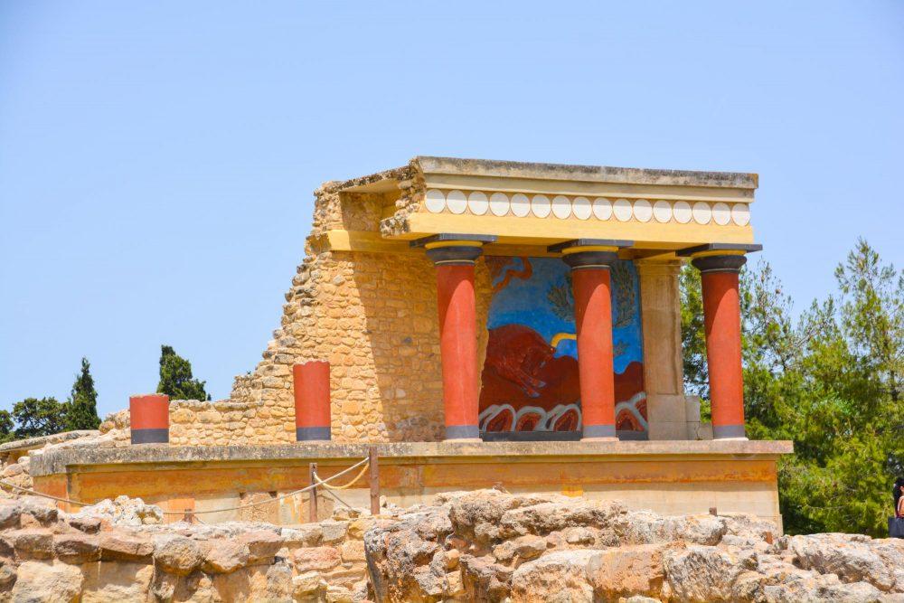 Schloss von Knossos