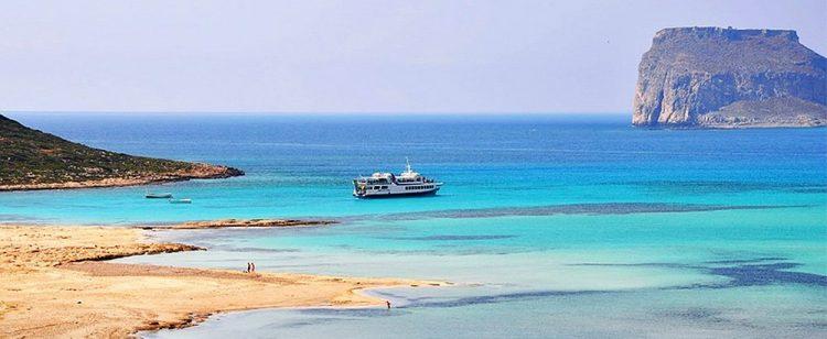 Bootsfahrt zum Balos