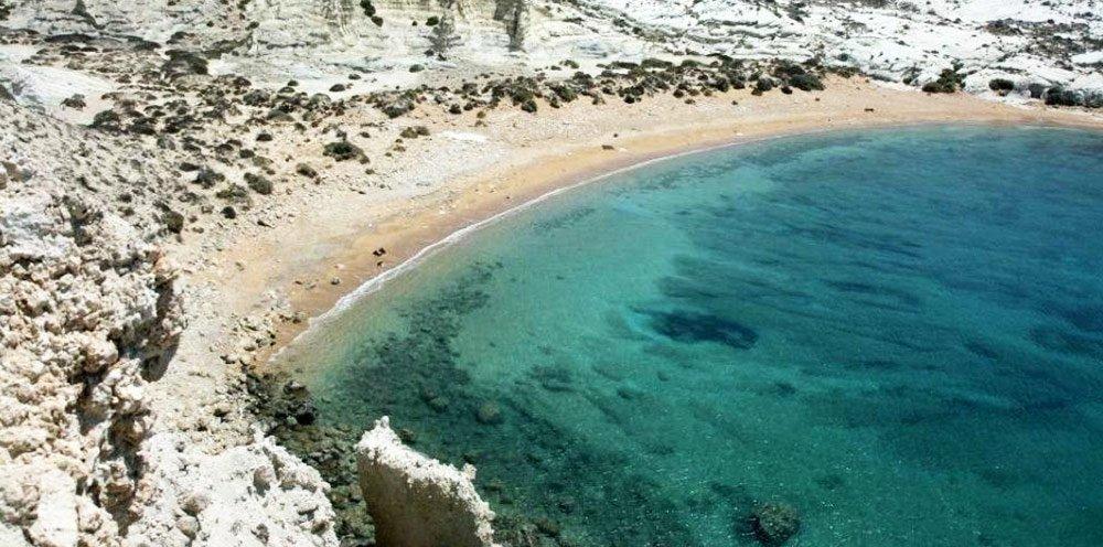 Makrigialos zum Koufonisi Strand