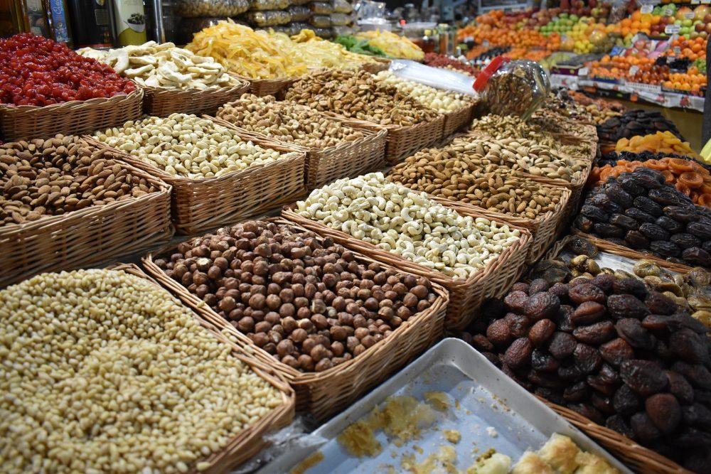 Wochenmärkte auf der Insel Kreta