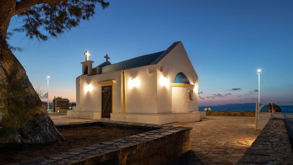 Konstantinische Kirche von Gouves