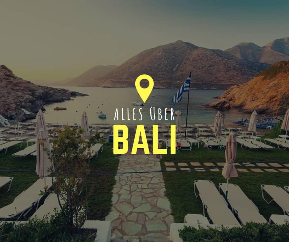Alles über Bali Kreta