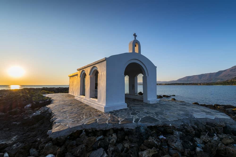 Agios Nikolaos Kapelle in Georgioupolis