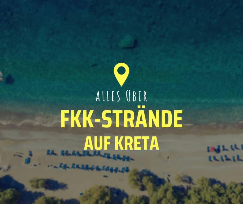 FKK-Strände auf Kreta