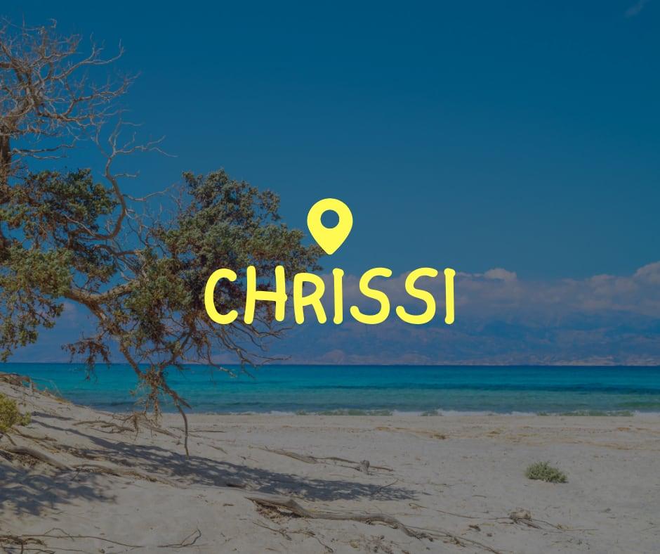 Alles Wissenswerte über die Insel Chrissi auf Kreta