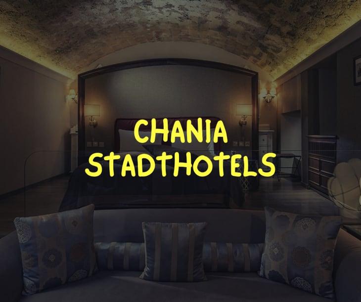 4 beste Chania Stadthotels