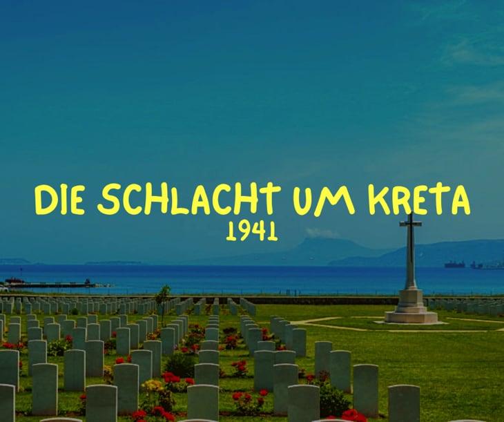 Die Schlacht um Kreta