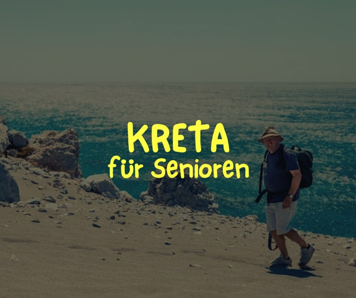 Kreta für Senioren
