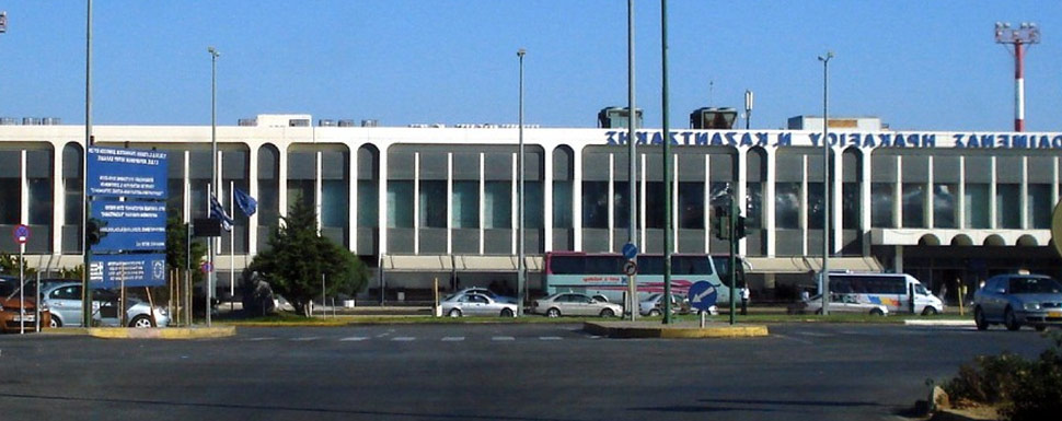 Heraklion Flughafen Kreta
